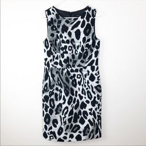 Ann Taylor | Leopard Dress